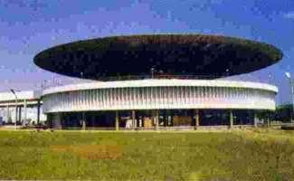 trade fair center